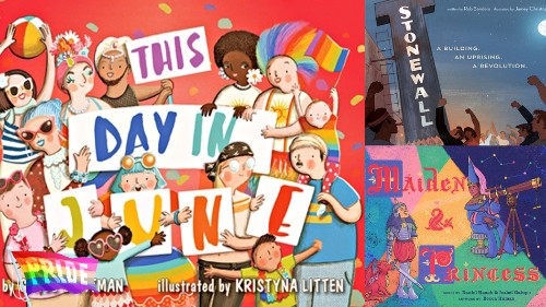 9 children's books to read for Pride month