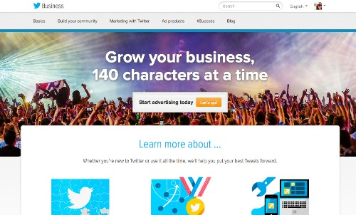 Twitter Relaunches Twitter For Business, Offers Companies Tips For Success