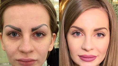 Russian makeup artist's transformations will leave you stunned again and again