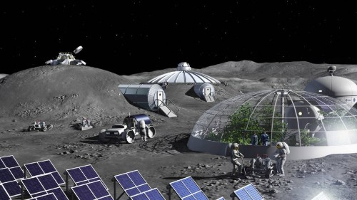 ESA Scientists Have Started Making Oxygen Out Of Simulated Moondust - Science