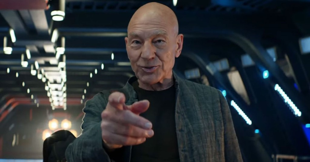 'Star Trek' fans are losing their minds at all the reveals in this 'Picard' trailer