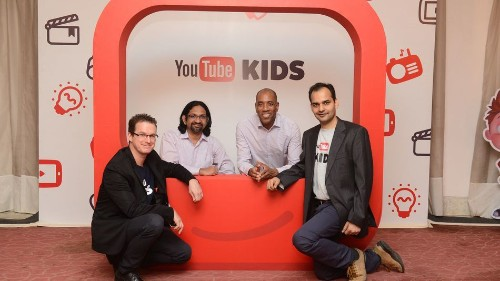 Google launches YouTube Kids app in India