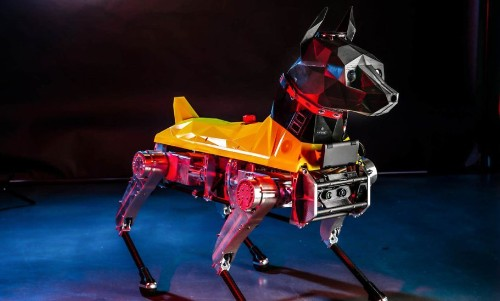 Meet Astro, Boston Dynamics' Dog-Inspired Quadruped Robot