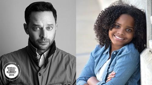 Nick Kroll, 'Little Miss Flint' Mari Copeny join 2018 Social Good Summit speaker lineup