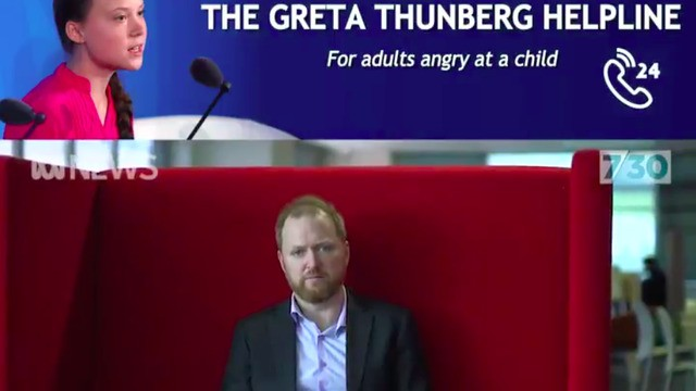 'The Greta Thunberg Helpline: For adults angry at a child' gets approval from Greta herself