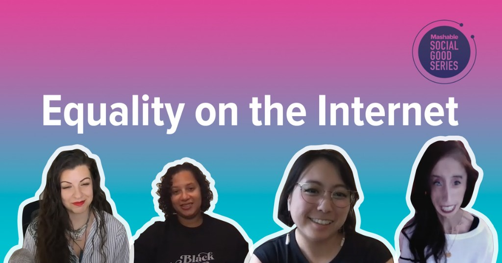 How to turn the internet into a safer space for women