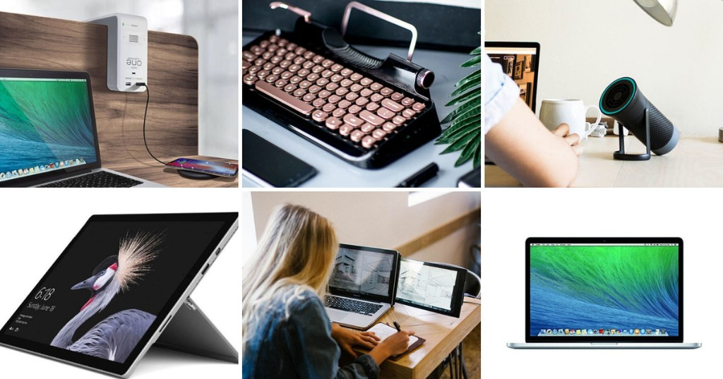 Spruce up your makeshift office with this Memorial Day sale on WFH essentials