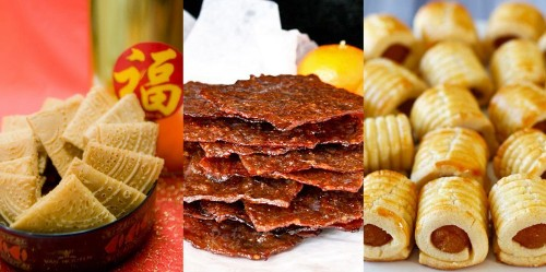 Why do we see these 5 Lunar New Year snacks only once a year? - Culture