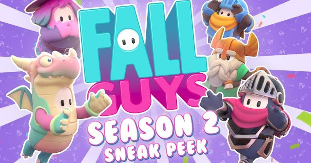 'Fall Guys' goes medieval with its Season 2 trailer