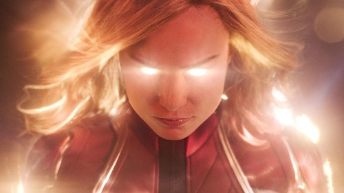 Man sets Guinness Record by watching 'Captain Marvel' 116 times
