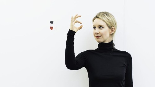 The first reactions to the Theranos documentary are in, and yikes