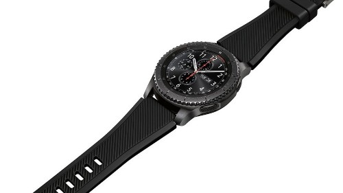Save big on a Samsung Gear S3 — almost $150 off on Amazon