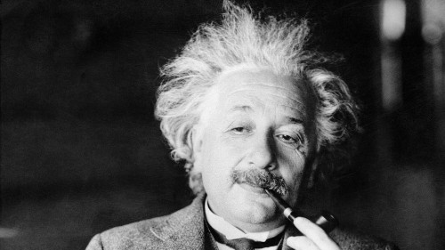 Genius idea turns Albert Einstein's handwriting into a font