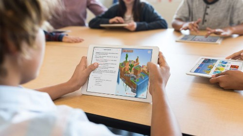 Apple's cheap iPad is tailor-made for education