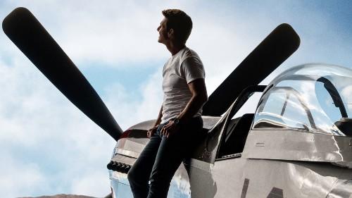 'Top Gun: Maverick' Gets A High-Flying New Poster - Entertainment
