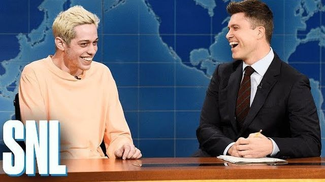 Pete Davidson dissects Kanye West's nonsensical 'SNL' rant