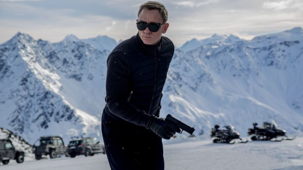 The new James Bond movie 'No Time To Die' looks to be sold to streaming services