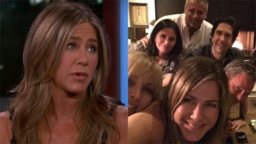 Jennifer Aniston Reacts To Her New, Record-Breaking Instagram Account