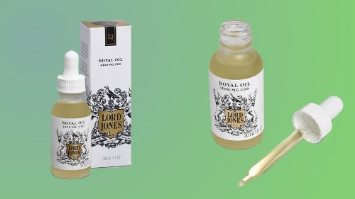 Lord Jones' Royal Oil is not for the CBD novice