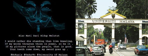 Nearly 45,000 University Malaya login IDs and passwords were leaked by an anonymous hacker - Culture