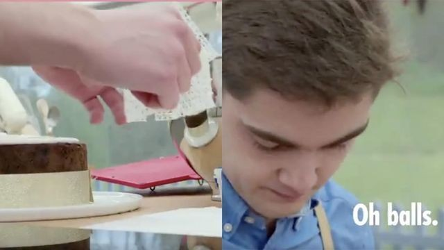 This 'Bake Off' fail made us all yell 'noooooo' at our screens