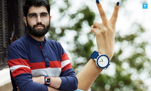 This Lawyer-Turned-Horologist Designs Ultra-Chic Wristwatches Using Miniature Lego-Bricks!