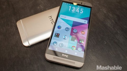 HTC will sell unlocked One M9 in the U.S. early on March 27