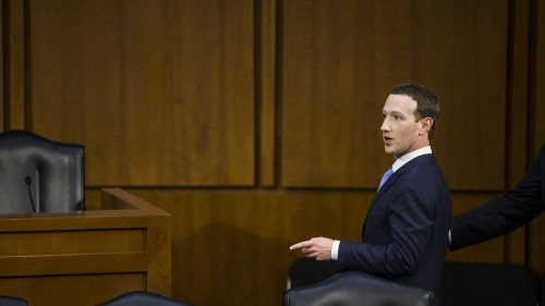 Mark Zuckerberg might not be untouchable after all