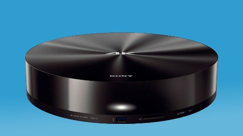 Sony Reveals 4K TV and Media Player Pricing