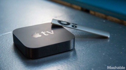 New Apple TV to bring Wii-like controls, report says