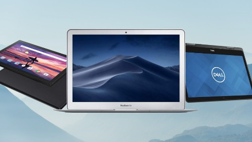 Best deals on laptops and tablets this weekend — Apple, Dell, Lenovo, and more