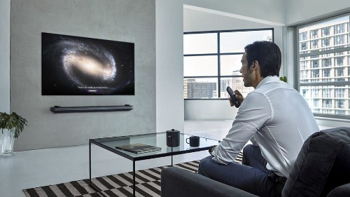 This code gets you an unbelievable amount off a 65-inch LG OLED TV
