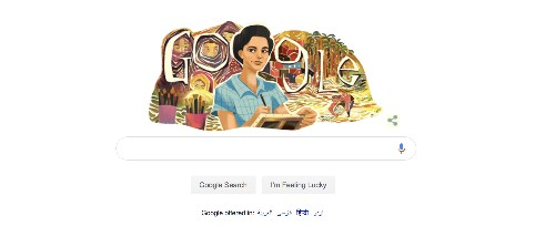 Google is celebrating this Egyptian feminist and artist today - Culture