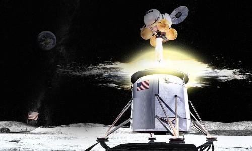 NASA Picks Alabama's 'Rocket City' For Next Lunar Lander Mission