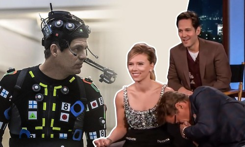 Mark Ruffalo Reveals How His Avengers Costars Made Fun Of His Motion Capture Suit - Entertainment