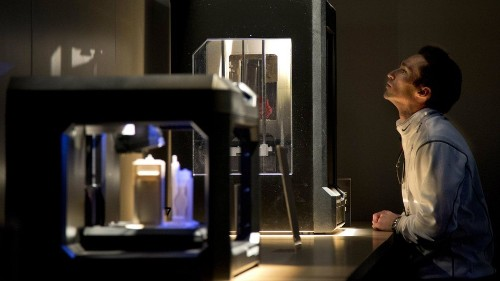 3D printing is a cool, futuristic concept that's not making a lot of money