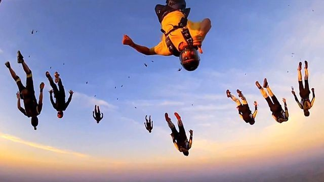 'Humans Are Awesome' Video Celebrates Daring Adventure