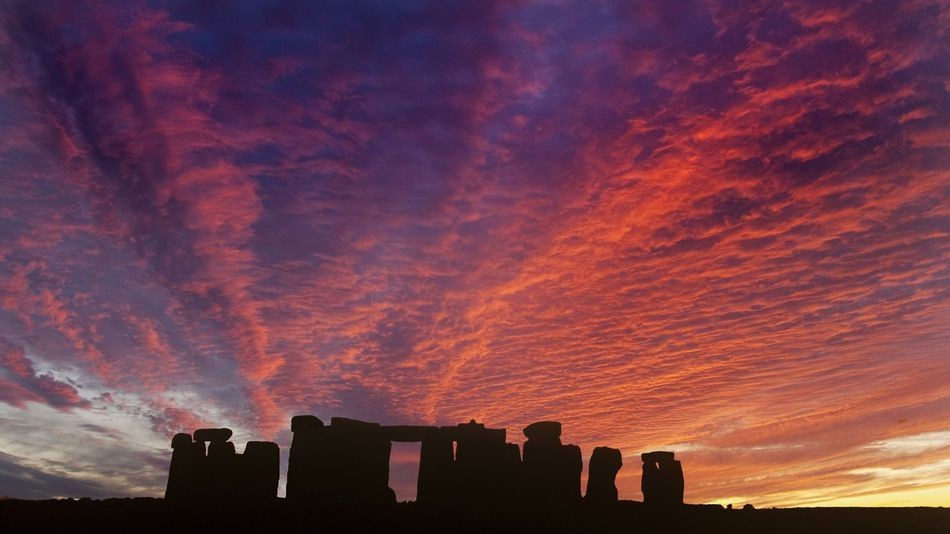 31 dazzling sunsets from around the world