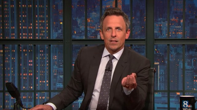 Seth Meyers calls out Republicans' hypocrisy on trusting the CIA and FBI