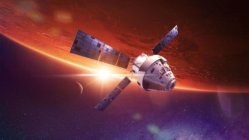Mars, here we come: Breaking down the most advanced spacecraft in human history