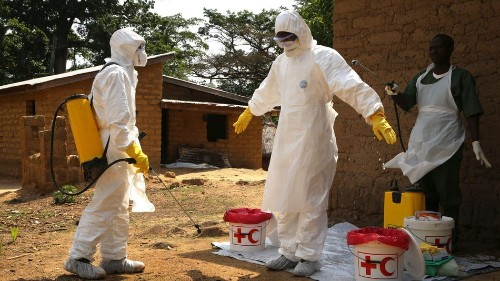 Why people without Ebola symptoms aren't contagious