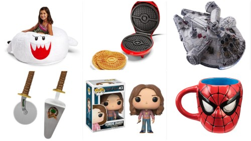 ThinkGeek is having a moving sale — take 50% off sitewide