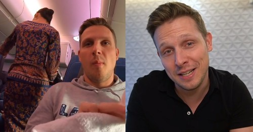 Travel vlogger gets death threat after giving Singapore Airlines an honest review - Culture
