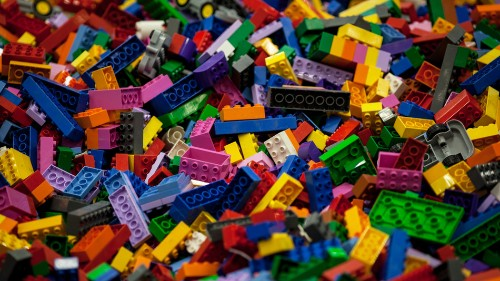 Lego's new program helps you donate your old bricks to kids in need