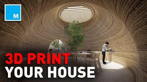 These 3D printed homes offer a sustainable future — Future Blink