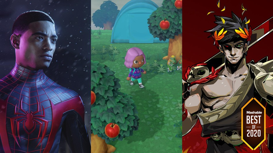 THE 10 BEST VIDEO GAMES OF 2020 WE'LL STILL BE PLAYING NEXT YEAR