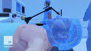 What it's like to simulate surgery in virtual reality