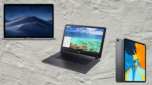 Laptops and tablets on sale this weekend: MacBook, Dell, and more