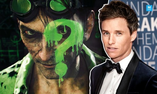 Eddie Redmayne Wants To Play Batman's The Riddler And That Would Be Perfect!