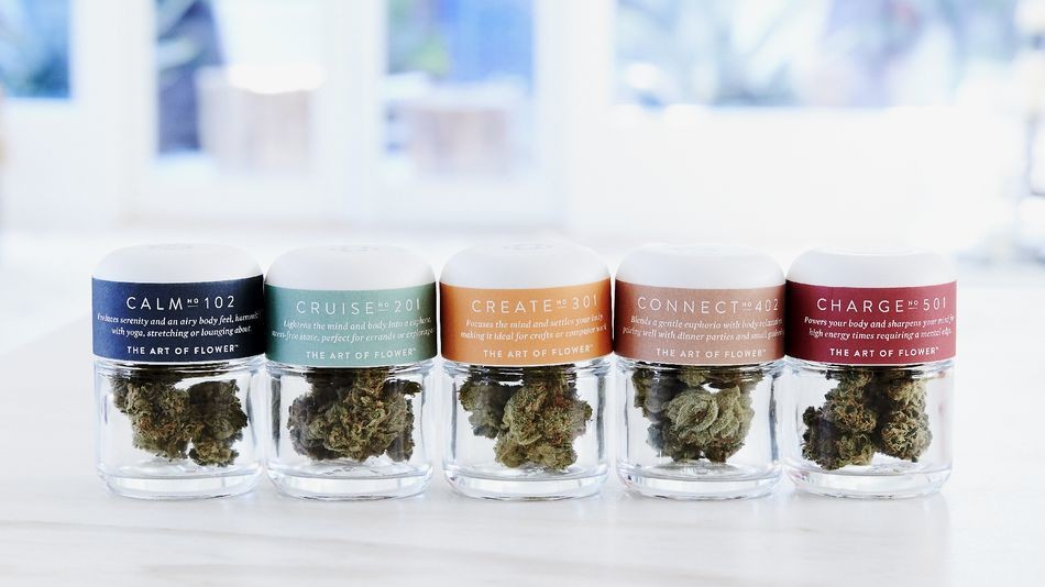 This weed company grows pot for your specific moods